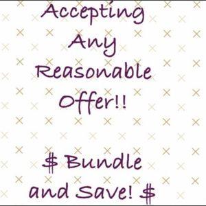 *Bundle and Save*